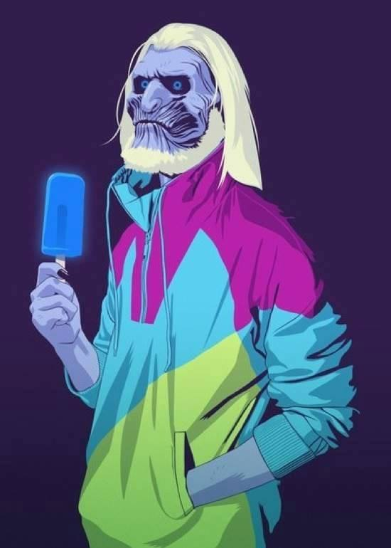 Super Fresh White Walker